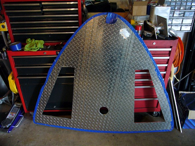 Home Of The Mpv Tt Custom Casting Deck For A Bayliner